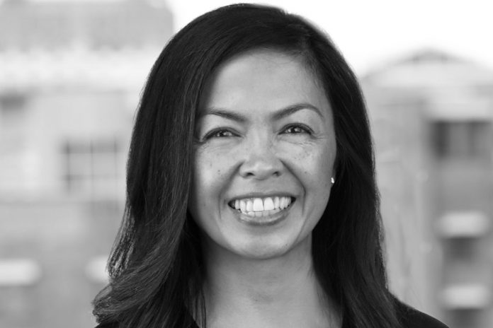SHERYL HOSKINS is the new CEO at Upserve of Providence./COURTESY UPSERVE