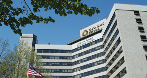 RHODE ISLAND HOSPITAL has been named among the nation's top 50 cardiovascular hospitals by IBM Watson Health for the fifth time.