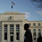 THE FEDERAL RESERVE Beige Book reported that a moderate economic expansion continued in New England, much like the rest of the nation. / BLOOMBERG NEWS FILE PHOTO/ANDREW HARRER
