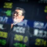 THE U.S. STOCK MARKET bounced back by Monday afternoon after plunging to start the day. / BLOOMBERG NEWS FILE PHOTO/NORIKO HAYASHI