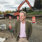 GROWING CAMPUS: John M. Kelly is president and CEO of Meeting Street in Providence. The nonprofit, which provides educational and child-development services, is undergoing a four-part, $14 million expansion. / PBN PHOTO/MICHAEL SALERNO
