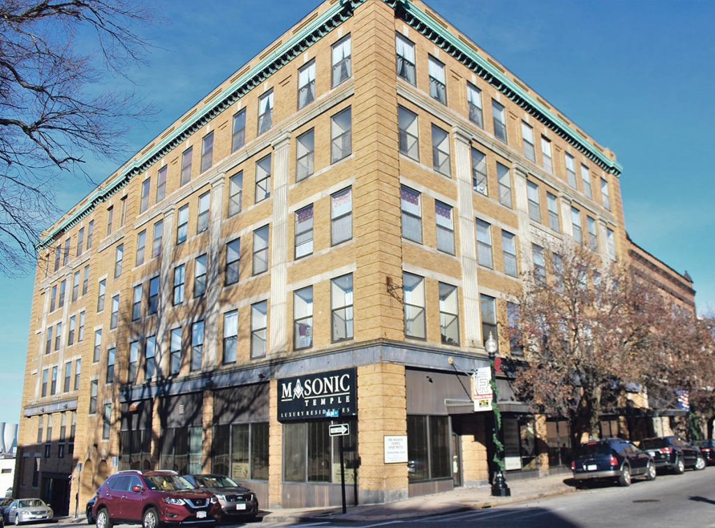 150 North Main St. (1922)