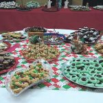 COOKIE WALK: The Baptist Church in Warren will hold its 13th annual Cookie Walk fundraiser on Dec. 15.