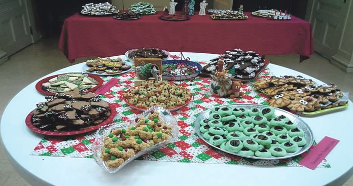 COOKIE WALK: The Baptist Church in Warren will hold its 13th annual Cookie Walk fundraiser on Dec. 15. / COURTESY THE BAPTIST CHURCH IN WARREN