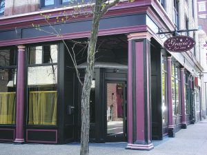 CAUSE FOR CELEBRATION: Gracie's first opened on New Year's Eve in 1998 on Federal Hill in Providence before moving to its current location in the city on Washington Street, above. The restaurant will celebrate its 20th anniversary on Dec. 31. / COURTESY GRACIE'S VENTURES