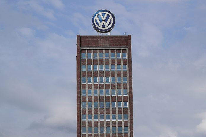 MORE THAN $4 MILLION in grants has been allocated to environmentally friendly projects in Rhode Island from funds received in a settlement with Volkswagen over the sale and leasing of diesel vehicles with illegal and hidden emissions-control defeat device software. / BLOOMBERG FILE PHOTO/KRISZTIAN BOCSI