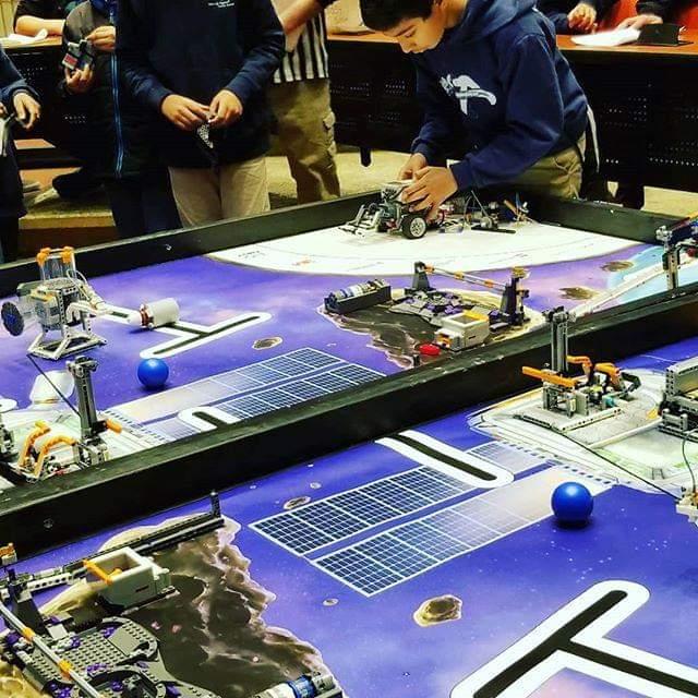 UMass Dartmouth, NUWC host FIRST LEGO League qualifier