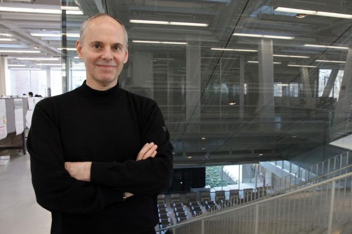 KENT KLEINMAN will assume the role of Rhode Island School of Design provost effective in March. Kleinman's appointment comes seven months after the resignation of the most recent provost, Pradeep Sharma. / COURTESY RHODE ISLAND SCHOOL OF DESIGN