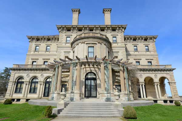 ONCE AGAIN, the Newport Mansions have surpassed one million visitors for the year. In 2018, visitors from more than 100 nations and all 50 states helped the nonprofit achieve the milestone at its properties, among them The Breakers, seen above. / COURTESY AAA NORTHEAST