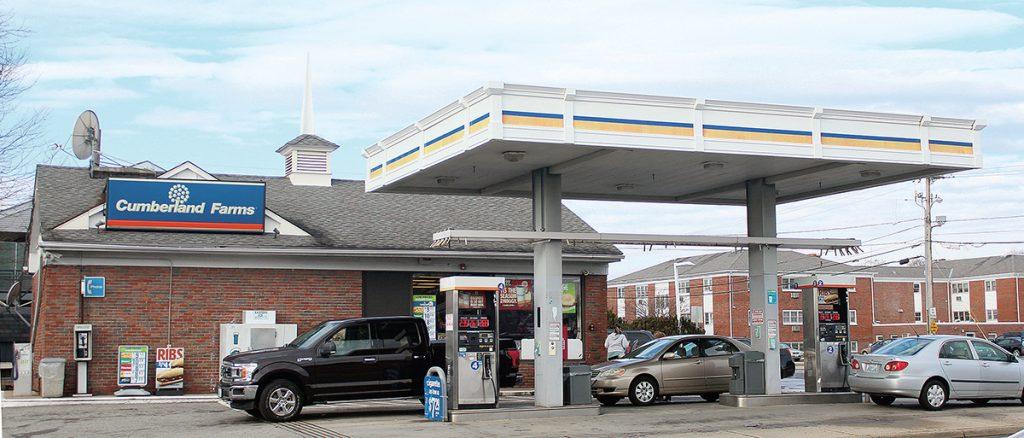 1291 Warwick Ave. (1950)OWNER: VSH Realty Inc.TENANT: Cumberland Farms