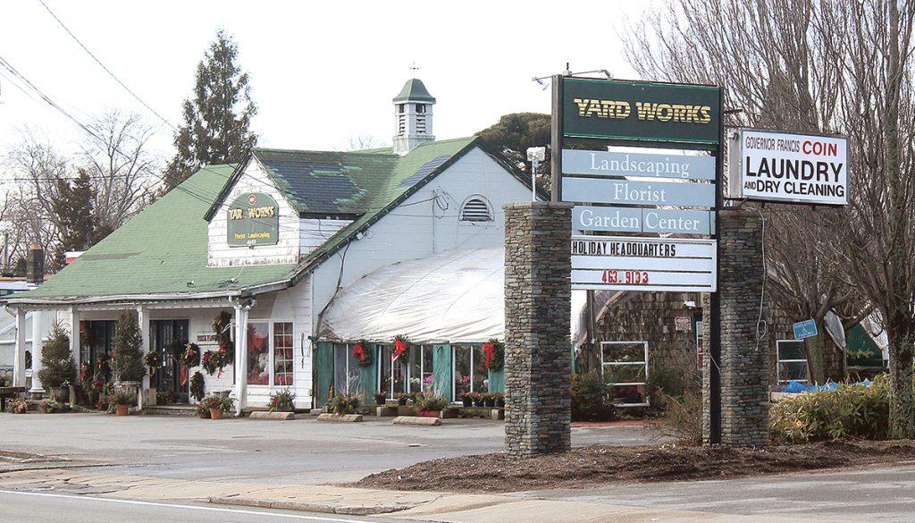 1315 Warwick Ave. (1953)OWNER: YW Realty Inc.TENANT: Yard Works Inc.