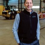 Since establishing Case Snow Management in 2009, Jason Case has led the company through a decade of growth, earning recognitions on PBN's 2015, 2016 and 2018 Fastest Growing Companies lists.  / PBN PHOTO/RUPERT WHITELEY