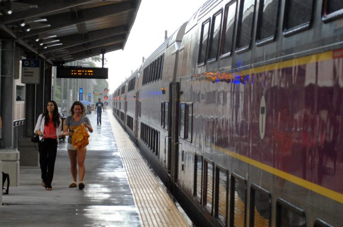 THE MBTA has proposed across-the-board fare increases, including commuter rail monthly pass costs. / PBN FILE PHOTO/BRIAN MCDONALD