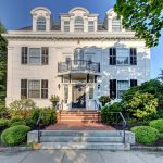 THE COLONIAL REVIVAL house at 61 Cooke St. in Providence sold in December 2018 for $2.5 million, the highest for the East Side neighborhood last year. / COURTESY RESIDENTIAL PROPERTIES LTD.