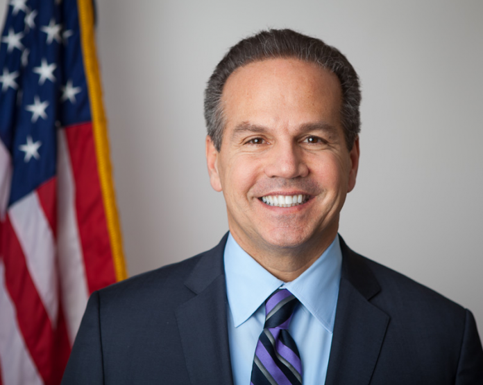 REP. DAVID N. CICILLINE told Bloomberg News Friday that the antitrust laws and standards in the United States need modernization. / COURTESY DAVID N. CICILLINE