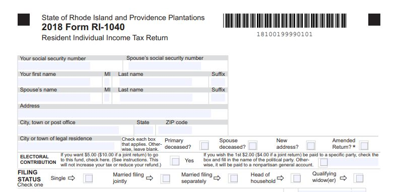 R I  accepting and processing 2018 tax returns - Providence Business News