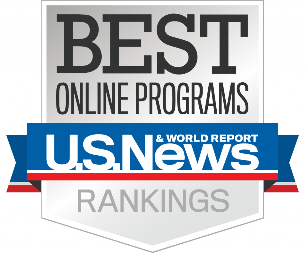 A TOTAL OF 13 online programs from five local colleges and universities appeared on the 2019 U.S. News and World Report Best Online Program ranking released earlier this week. / COURTESY U.S. NEWS AND WORLD REPORT