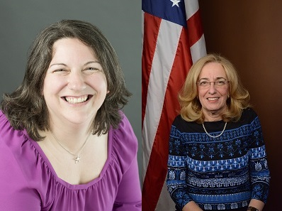 SEN. DAWN EUER, D-Newport, left, and Rep. Lauren H. Carson, D-Newport, right, are calling for more information on the cause of the gas outage on Aquidneck Island from National Grid and Algonquin Gas Transmission Co.