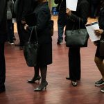 EMPLOYMENT IN PROVIDENCE and Kent Counties increased 0.7 percent and 0.5 percent, respectively, from the third quarter of 2017 to the third quarter of 2018. / BLOOMBERG NEWS FILE PHOTO