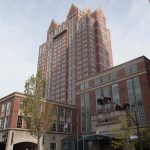 RHODE ISLAND'S 5 PERCENT hotel tax collections totaled $2 million in October. The Omni Providence Hotel, pictured above, accounted for $94,515 of the tax collection for the month. / PBN FILE PHOTO/STEPHANIE ALVAREZ EWENS