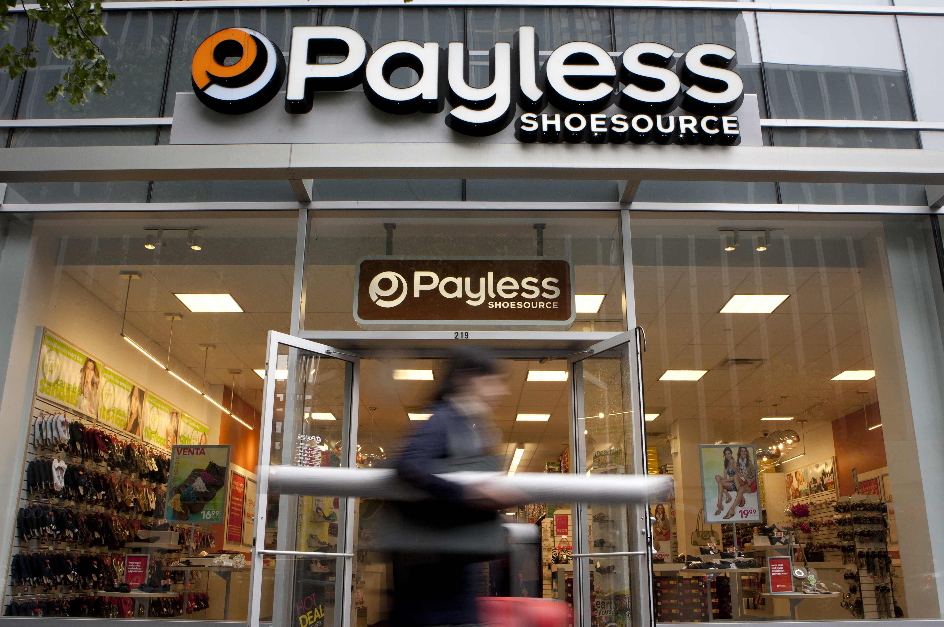 9283bef5d Payless Shoesource To Close All U S Providence Business