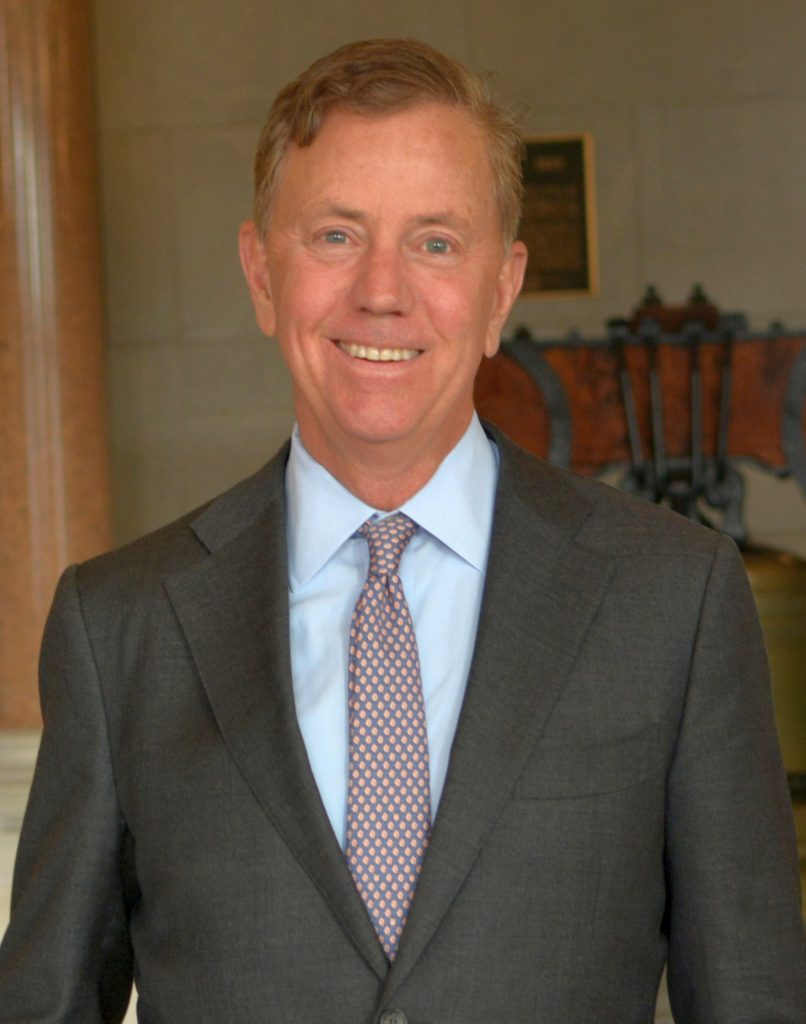CONN. GOV. NED LAMONT wrote an op-ed calling for tolls on both cars and trucks, reversing a campaign promise to toll trucks and not cars. / COURTESY THE OFFICE OF GOVERNOR NED LAMONT