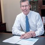 WASHINGTON TRUST BANCORP ranked No. 33 among best-performing community banks with assets between $3 billion and $10 billion in 2018. Above, Washington Trust Chairman and CEO Edward O. Handy III. / PBN FILE PHOTO MICHAEL SALERNO