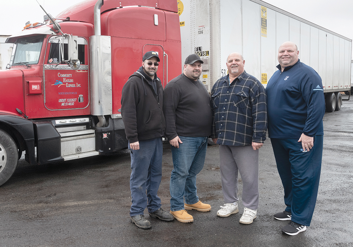 Have cargo, will travel - Providence Business News