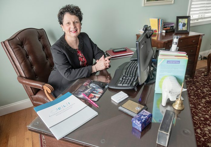 SUCCESSION CONSULTANT: Janice DiPietro, CEO of Exceptional Leaders International, is a consultant on succession for family-owned businesses. She recommends ownership changes be planned several years in advance. 