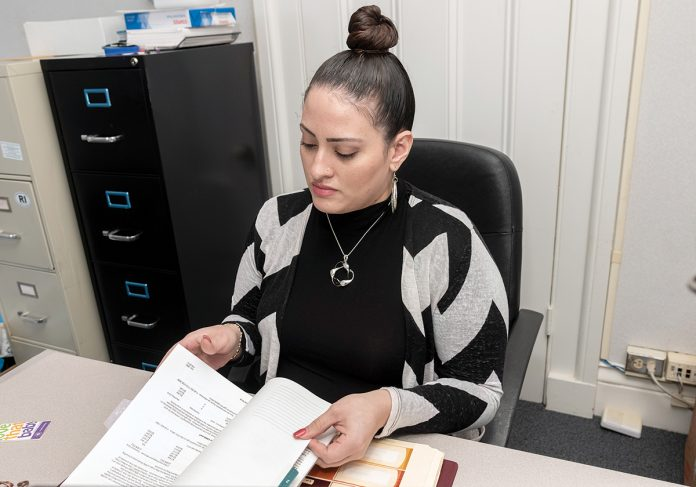 EXPANDING: Neyda DeJesus is co-coordinator of the Newport Health Equity Zone. The state is looking to expand the HEZ initiative with $1.4 million from the state and federal government to start new collaborations this ­summer.