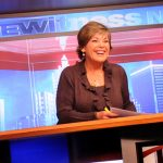 FORMER WPRI-TV CBS 12 news anchor Karen L. Adams has pledged to make a $1 million donation to her endowment to support female students at the University of Rhode Island's Harrington School of Communication and Media. / PBN FILE PHOTO/ FRANK MULLIN