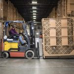 ORDERS FOR U.S. BUSINESS EQUIPMENT increased in January by the most in six months. / BLOOMBERG FILE PHOTO/SERGIO FLORES