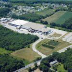 THE INDUSTRIAL building at 2700 Plainfield Pike in Cranston has sold for $6.9 million. /COURTESY CBRE INC.