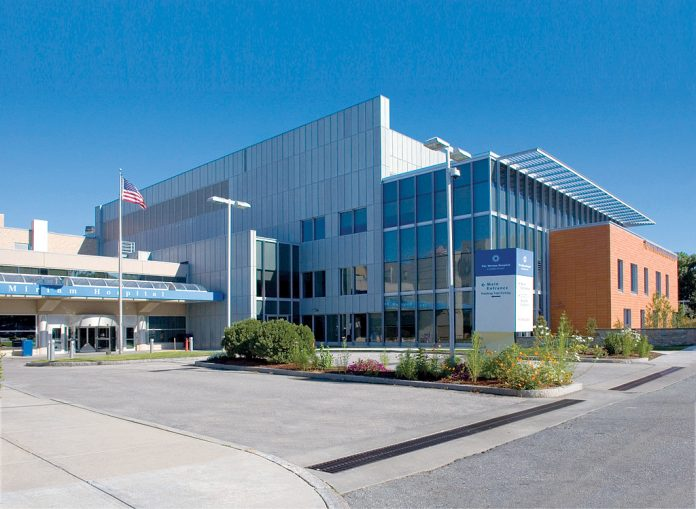 THE MIRIAM HOSPITAL has been named among the 2019 Watson Health 100 Top Hospitals. / COURTESY LIFESPAN CORP.