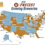 WHALERS BREWING CO. in South Kingstown was named one of the fastest-growing craft brewers in the United States in 2018 by the Brewers Association. / COURTESY BREWERS ASSOCIATION