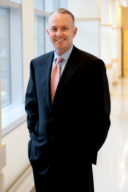 DR. TIMOTHY J. BABINEAU, president and CEO of Lifespan, believes that if the proposed merger of Care New England and Partners Healthcare goes through, Rhode Islanders will see reduced health care services offered and those that will be offered will be at a higher price. / COURTSEY LIFESPAN