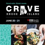 THE THIRD ANNUAL Crave RI food festival will take place on June 20 and 21. / COURTESY CVS HEALTH