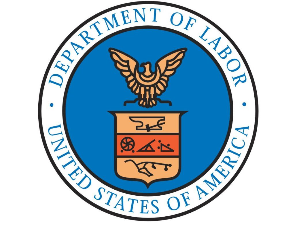 THE U.S. DEPARTMENT OF LABOR has charged two East Providence Restaurants with willful violations of overtime and record-keeping laws.