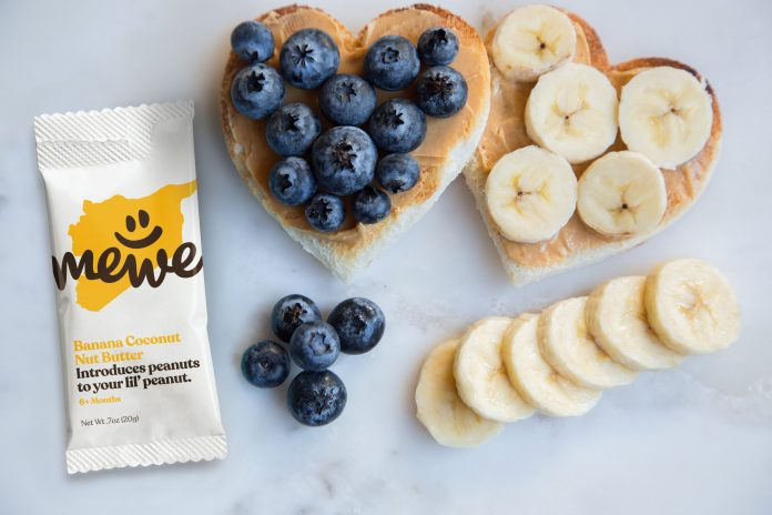 THE NONPROFIT Edesia has been selected to participate in the Spring 2019 Chobani Incubator cohort. Above, a nut butter product from the nonprofit's recently launched U.S. commercial segment, the MeWe brand. / COURTESY EDESIA