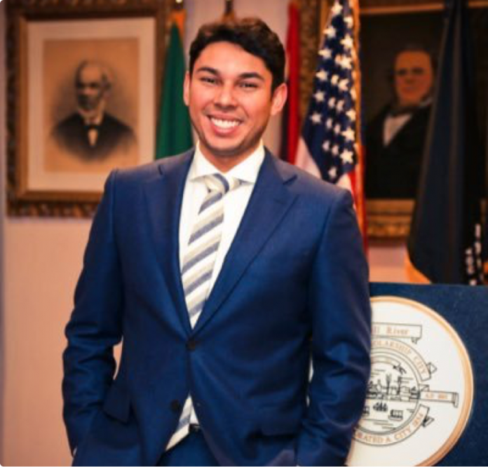 FALL RIVER MAYOR Jasiel F. Correia II was recalled by 62 percent of Fall River voters, but won an election on the same ballot by 241 votes. / COURTESY FALL RIVER