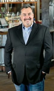 RHODY FLAVOR: Brian Casey, owner of the Oak Hill Tavern and the Company Picnic Co. of North Kingstown, has been named the 2019 treasurer of the National Restaurant Association. It's the first time a Rhode Islander has been appointed to the organization's executive committee in its 100-year history. / COURTESY BRIAN CASEY