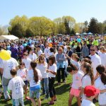 THE AUTISM PROJECT will host its 17th annual Imagine Walk & Family Fun Day for Autism on April 28 at Goddard Memorial State Park in Warwick. / COURTESY THE AUTISM PROJECT