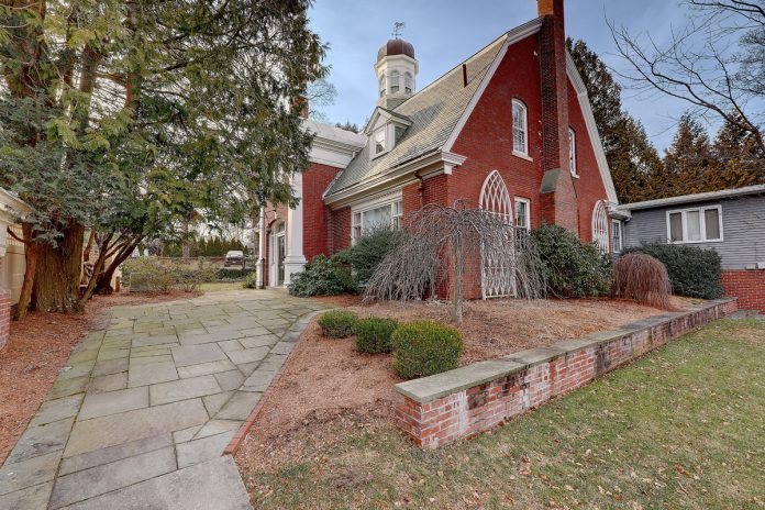 THE HOME AT 230 Arlington Ave., Providence was sold for $1.3 million. / COURTESY RESIDENTIAL PROPERTIES LTD.