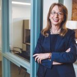 FORMER RHODE ISLAND Housing CEO and Executive Director Barbara Fields will will be recognized by Grow Smart as the 2019 Outstanding Smart Growth Leader. / PBN FILE PHOTO/RUPERT WHITELEY