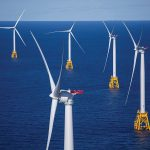 NATIONAL GRID RHODE ISLAND has filed a petition to redact proprietary pricing and market projection data related to the Revolution Wind project purchase price agreement it has with Orsted. / BLOOMBERG NEWS FILE PHOTO/ERIC THAYER