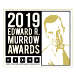 WPRI AND WJAR were honored with regional 2019 Edward R. Murrow Awards from The Radio Television Digital News Association this week. / COURTESY THE RADIO TELEVISION DIGITAL NEWS ASSOCIATION
