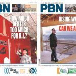 PBN staff took home nine awards in the annual journalism competition held by the Rhode Island Press Association, which announced the results Friday at the Quonset O Club in North Kingstown.