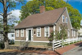THE JOSEPH Spaulding House in Pawtucket sold earlier this month for its asking price of $199,000. The home is under permanent protection thanks to an easement held by Preserve Rhode Island. / COURTESY PRESERVE RHODE ISLAND