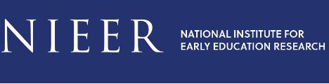 THE NATIONAL INSTITUTE for Early Education Research's annual report,