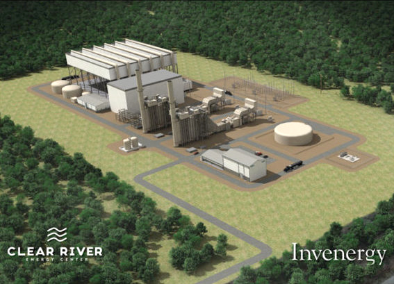 STATE OFFICIALS are scheduled to take a final vote in June on Invenergy Thermal Development LLC's proposed 1,080-megawatt power plant in Burrillville . / COURTESY INVENERGY LLC